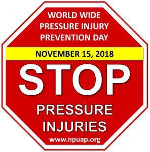 מעלים מודעות – יום פצעי הלחץ הבינלאומי 15.11